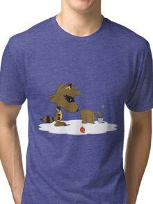 Merry Grootmas! Tri-blend T-Shirt