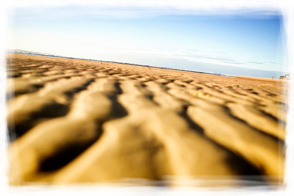 Sandy Scene by bobovoz