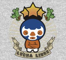 Lucha Libre One Piece - Long Sleeve