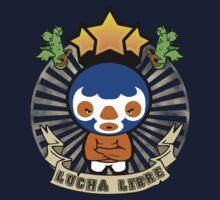 Lucha Libre Kids Tee
