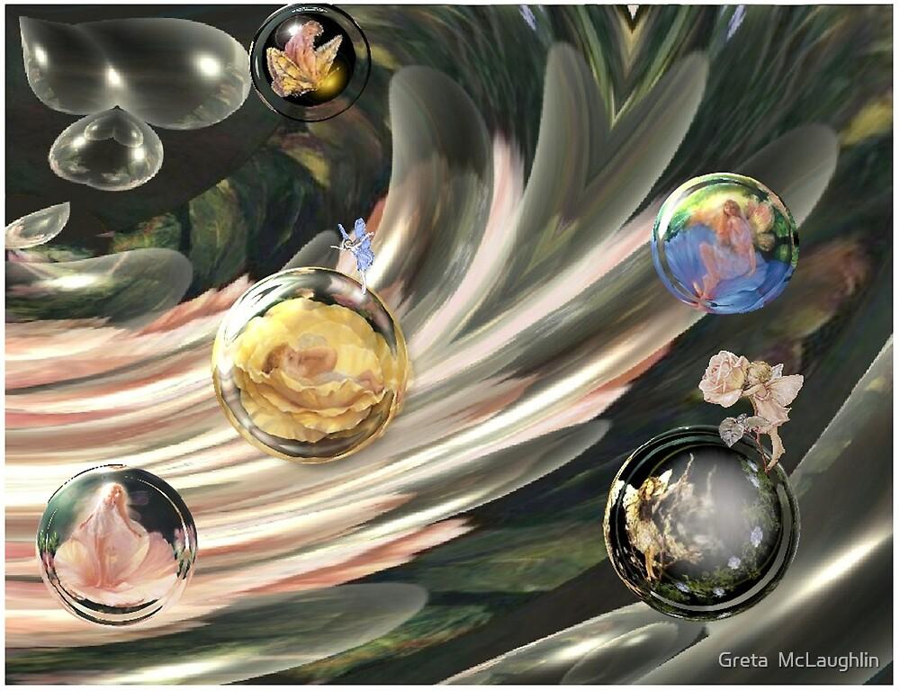 Where Fairies Come From by Greta  McLaughlin