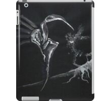 0006 - Brush and Ink - Hill iPad Case/Skin