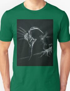 0006 - Brush and Ink - Hill Unisex T-Shirt