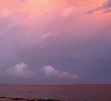 Purple Sky by Woodgate