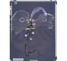 0007 - Brush and Ink - Kite iPad Case/Skin