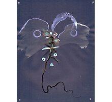 0007 - Brush and Ink - Kite Photographic Print