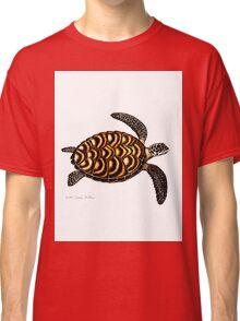 Hawksbill Sea Turtle Classic T-Shirt
