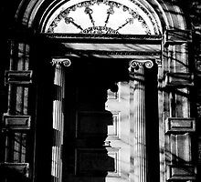 East Village Doorway by HouseofSixCats