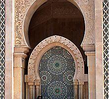 Secrets-Hassan II Mosque by probono