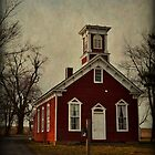 Little Red Schoolhouse by Debra Fedchin