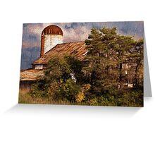 Clandestine Farm Greeting Card