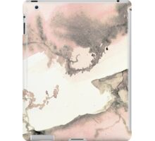 0011 - Brush and Ink - Left iPad Case/Skin