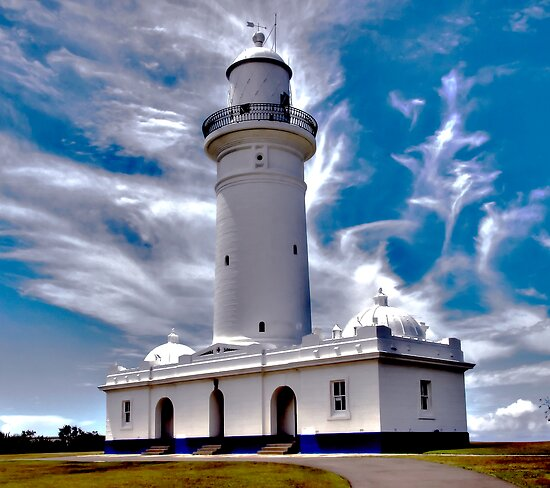 Macquarie Lighthouse by Chroma