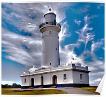 Macquarie Lighthouse Poster