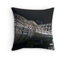 Bridge Cladding 1 Throw Pillow
