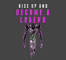 Become a Legend by fallingjaegers