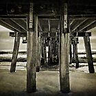 Under the Pier by Debra Fedchin