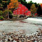 The Mill at Clinton by Debra Fedchin