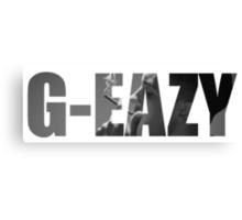 G-EAZY Canvas Print