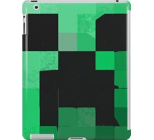 Creeper iPad Case/Skin