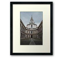 Italian Palace Framed Print