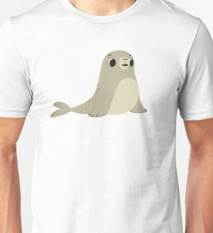 Silky - Standing Unisex T-Shirt
