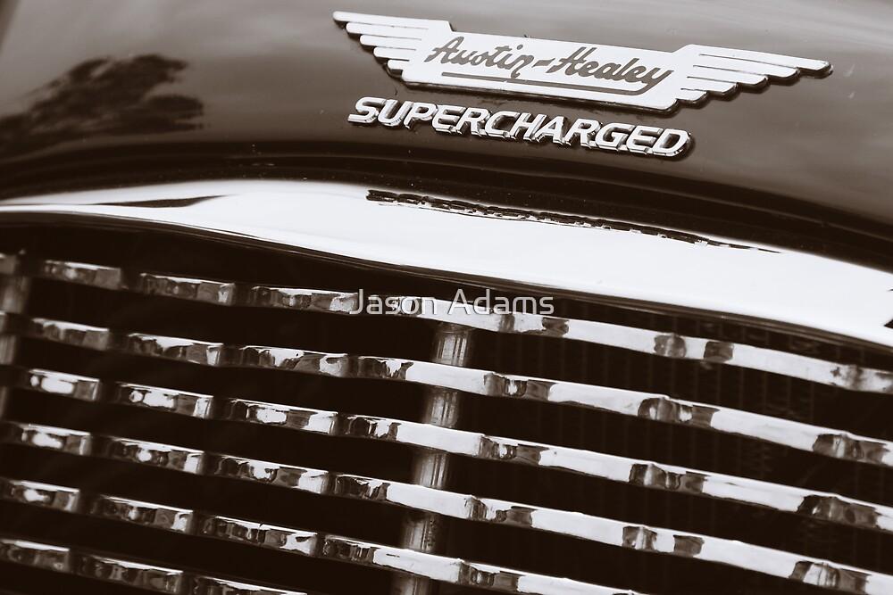 Supercharged by Jason Adams