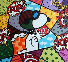 Snoopy POP by giovanni coscarelli