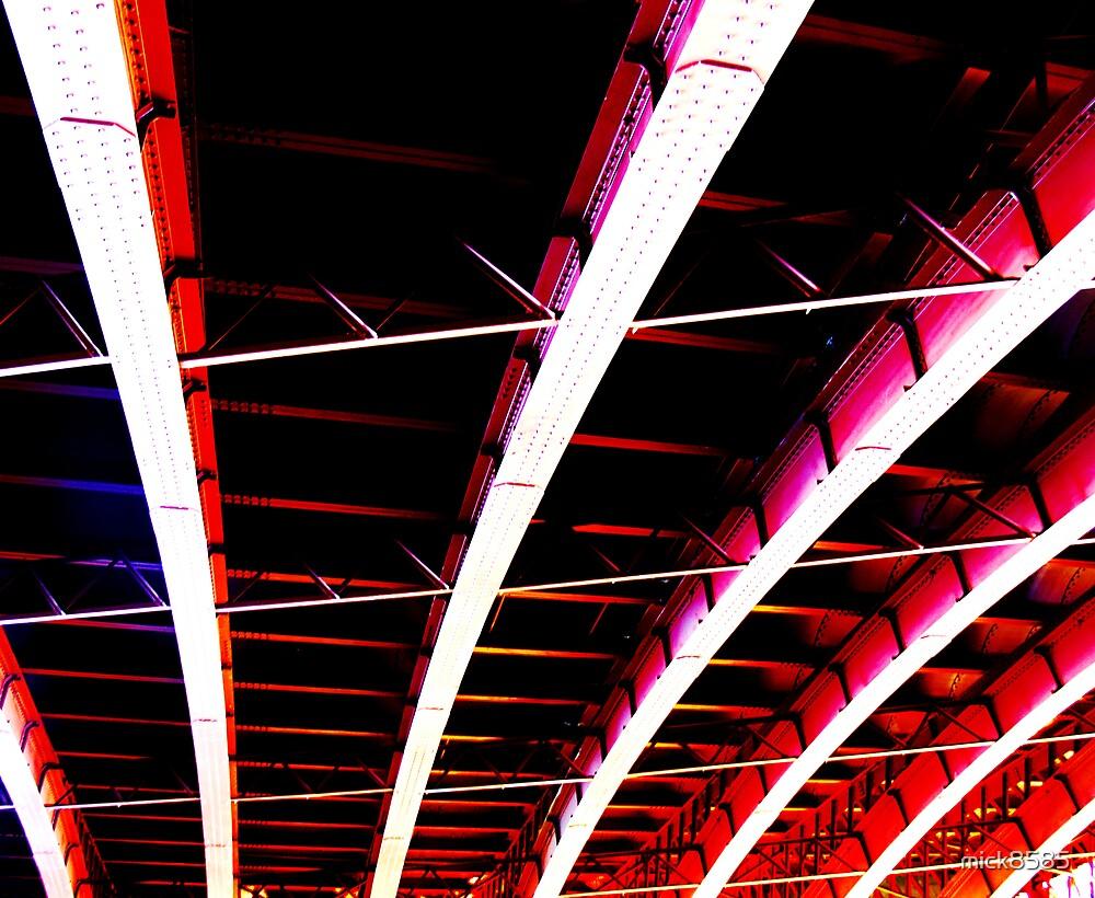 under the bridge by mick8585