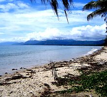 Coast Line Cairns by Rhapsody