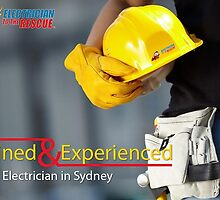 Trained and Experienced Electrician in Sydney by ElecToTheRescue