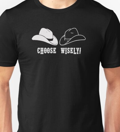 Chhse Wisely Unisex T-Shirt