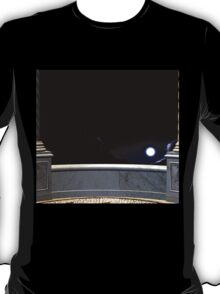 View on a moon from a balcony 3 T-Shirt