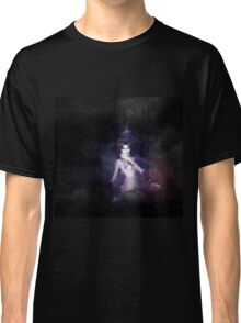 Witch in dark forest Classic T-Shirt
