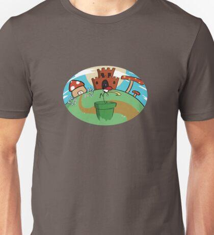 Super Mario Mushroom Kingdom Unisex T-Shirt