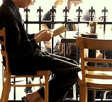 The Late Afternoon Reader by Robert Knapman