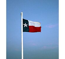 Greetings From Texas Photographic Print