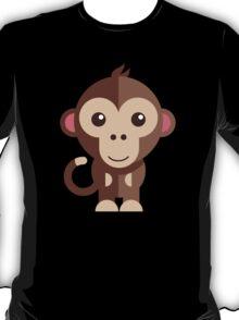 Cute cartoon monkey T-Shirt