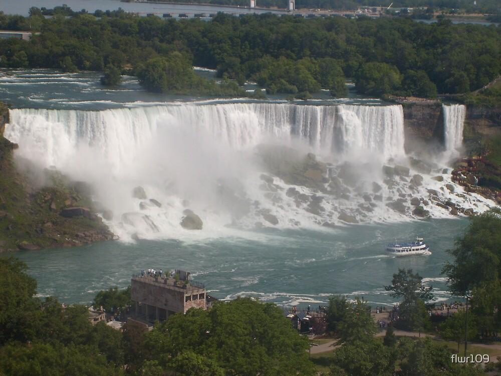 Niagra Falls by flwr109