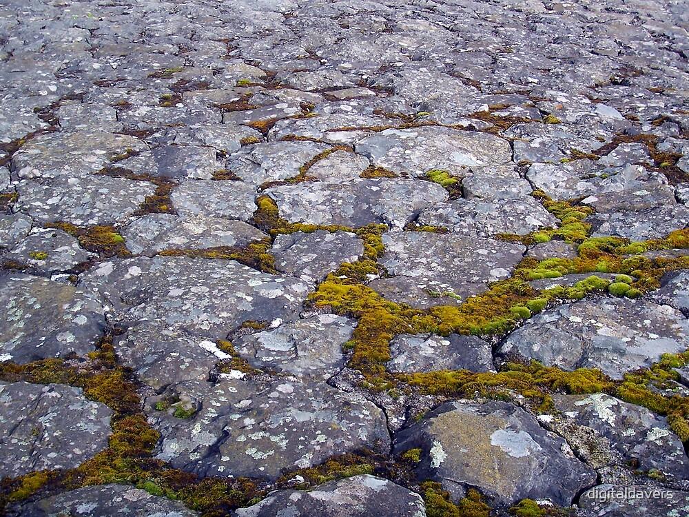 Weathered Rock by digitaldavers