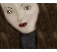 The Living Doll Photographic Print