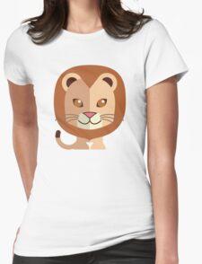 Cute male cartoon lion T-Shirt