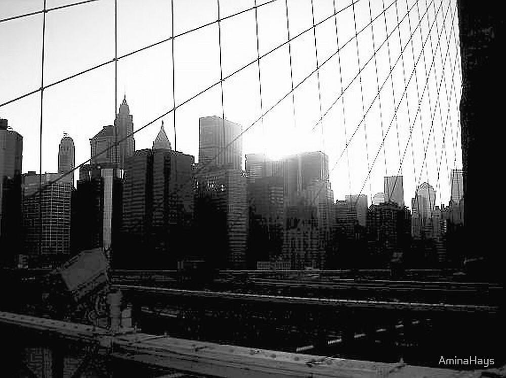 Bridge View by AminaHays