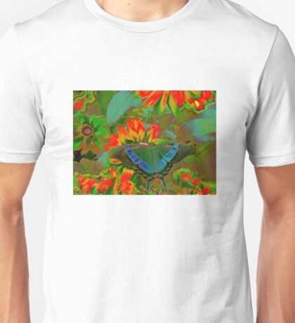 Extreme Emerald Swallowtail Unisex T-Shirt