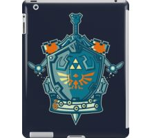 May the legend continue iPad Case/Skin