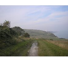 South Downs View Photographic Print
