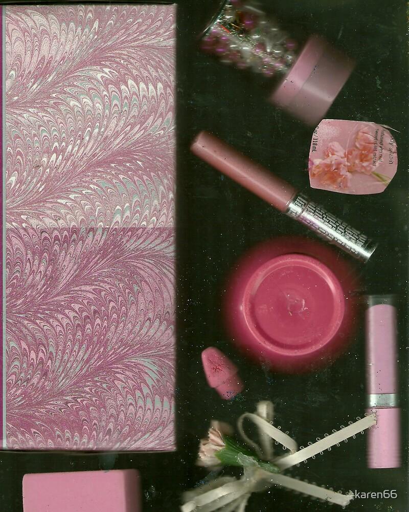 Pink Collage 2 by karen66