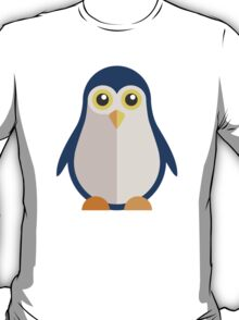 Cute cartoon penguin standing T-Shirt
