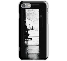 Solitary Viewing iPhone Case/Skin