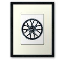 BBS Rims Wheels  Framed Print